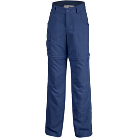 Columbia Silver Ridge III - Pantalon long Enfant - bleu